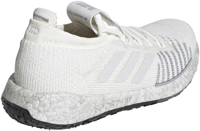 adidas Pulseboost HD Schuhe Damen core white/footwear white/grey two